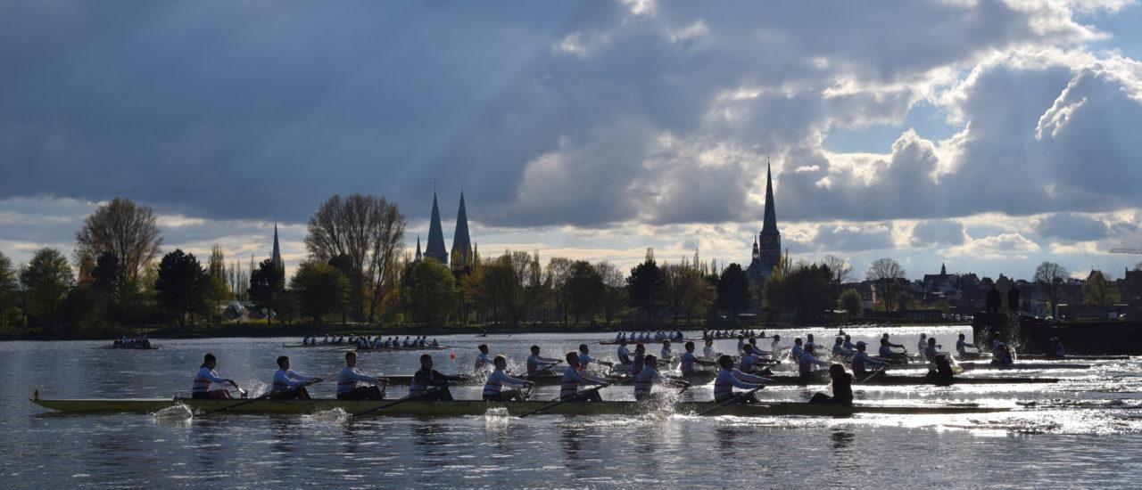 Meldeergebnis LübeckRegatta 2019