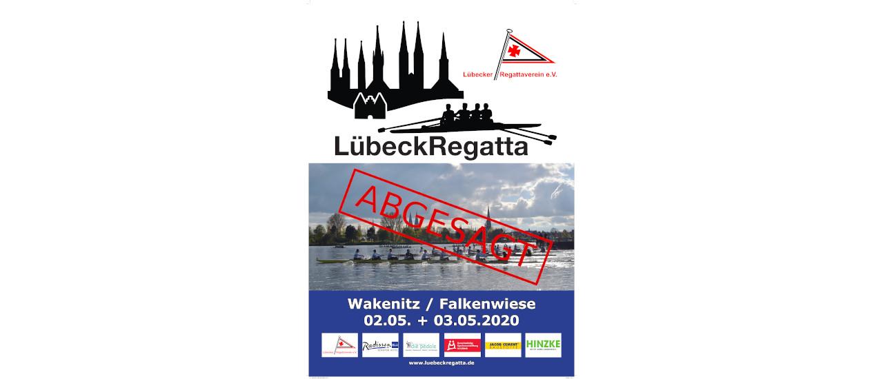 Absage LübeckRegatta 2020