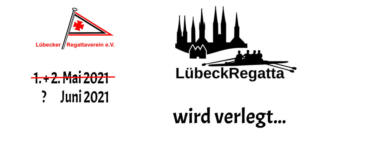 LübeckRegatta wird verlegt